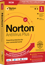NORTON ANTI-VIRUS PLUS SOFTWARE