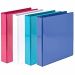 "BINDER 1.5"" VIEW FASHION ASST COLORS"