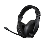 HEADPHONE Adesso Xtream H5U - USB Stereo Headset with Microphone - Noise Cancelling - Wired- Lightweight