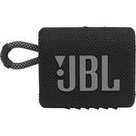 SPEAKER JBL GO 3 WIRELESS SPEAKER BLACK