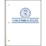 3 SUBJECT NOTEBOOK CSCC IMPRINTED