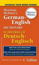 German-English Dictionary Merriam-Webster's