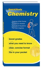 CHEMISTRY QUICK STUDY BOOKLET