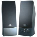 CYBER ACOUSTICS CA-2016WB SPEAKER SET OF 2
