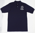 EMS & FIRE NAVY POLO SHIRT