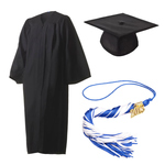 CAP GOWN & TASSEL SET