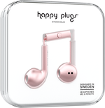HAPPY PLUGS PLUS EARBUDS SOLID COLORS