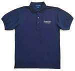 Mens Embroidered RN Polo