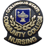 COLUMBUS STATE NURSING PIN RN