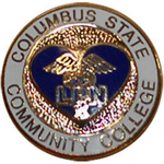 COLUMBUS STATE NURSING PIN PN