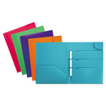 OXFORD DIVIDE-IT-UP 4 POCKET FOLDER