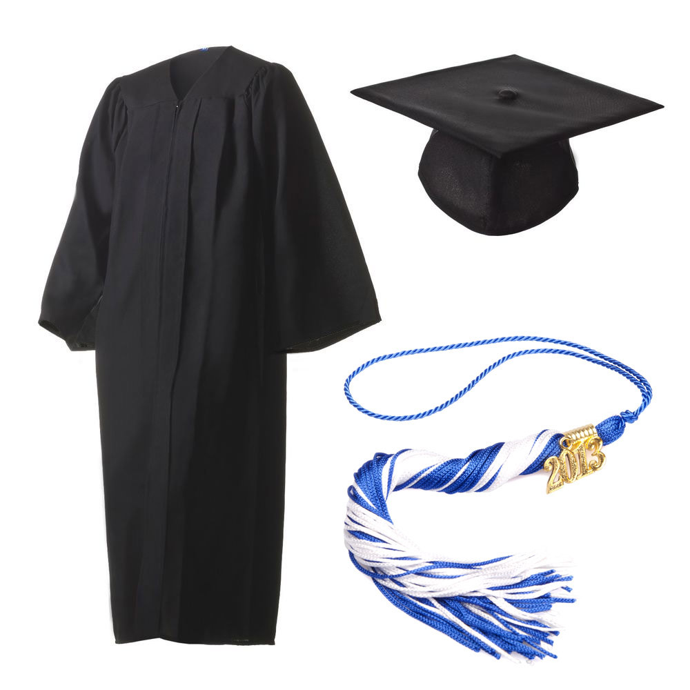 CAP GOWN & TASSEL SET | Columbus State Bookstore